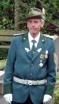 Ehrenvorstandsmitglied Alfons Mewes