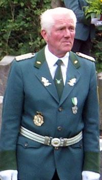 Ehrenvorstandsmitglied Manfred Schäfer